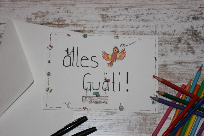 Alles Gueti Vogel