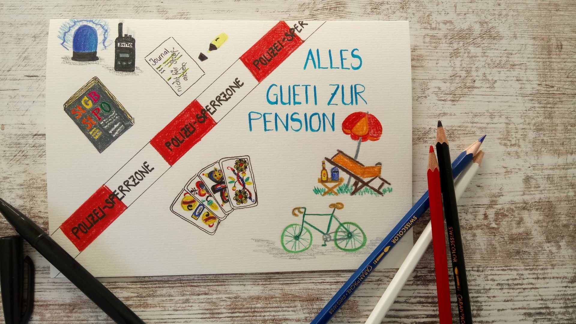 Pension – Auftrag Nummer 2